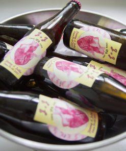 Öletiketter med tryck